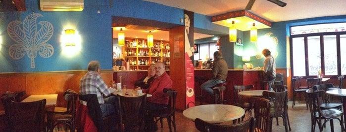 Café Lisboa is one of Cafeteo con encanto en Valencia.