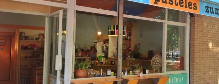 La Ola Fresca is one of Cafeteo con encanto en Valencia.