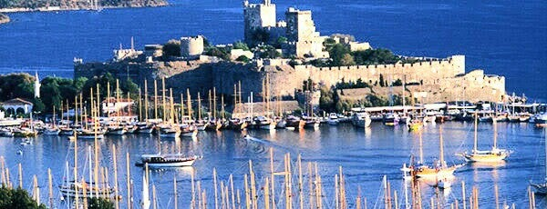 Bodrum is one of sıla1.