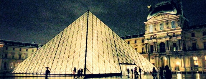 The Louvre is one of I Want Somewhere: Sights To See & Things To Do.