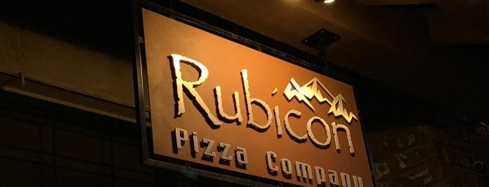 Rubicon Pizza Company is one of Best Aprés at Northstar California™.