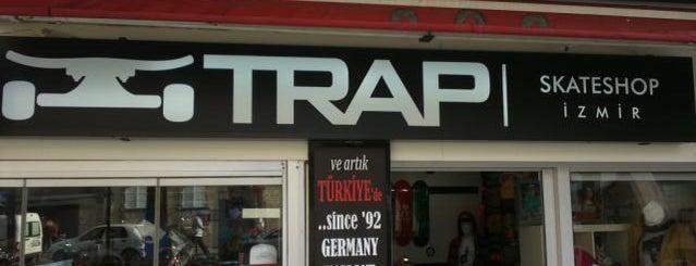 Trap Skateshop is one of 'Daha ne kadar buraya geleceğim' mekanları.