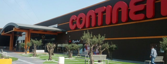 Continente is one of Continente.
