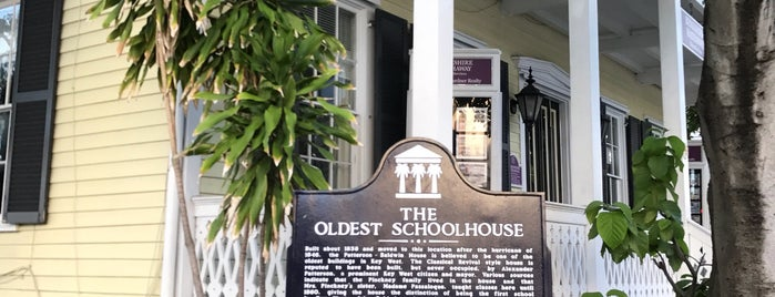 The Oldest House In Key West is one of USA Key West.