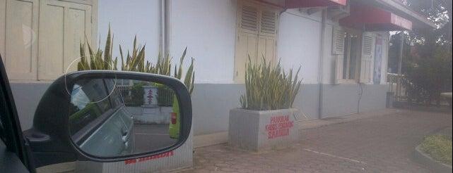 Gerai Roti sarinda is one of Must-visit Arts & Entertainment in Ambon.