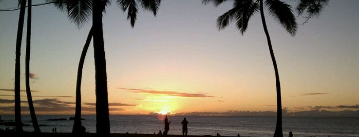 Waimea Bay is one of Bucket list for HI.