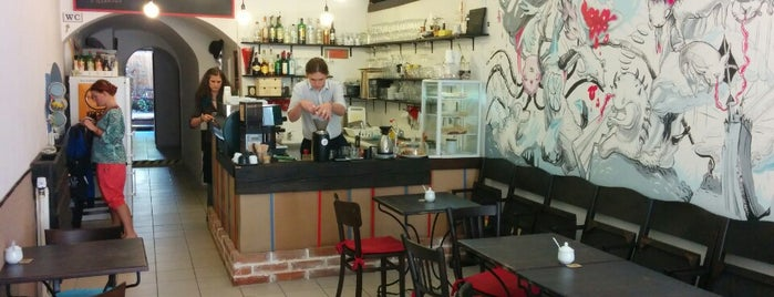 Café Na kole is one of Kavárny.
