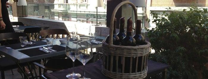 La.Vi. Latteria & Vineria is one of ristoranti Roma.