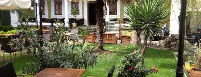 Mimarlar Odası Bahçe Cafe & Restaurant is one of n..