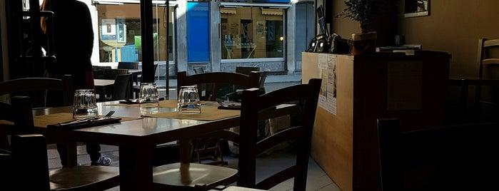 La Pizzeria - Da Leccarsi i Baffi is one of Pizzerie.