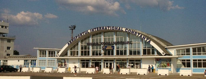 "Constanța ""Mihail Kogălniceanu"" International Airport (CND) is one of Airports in Europe, Africa and Middle East."