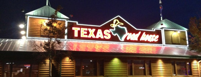 Texas Roadhouse is one of Time for a steak tour.