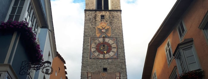 Vipiteno is one of Alto Adige.