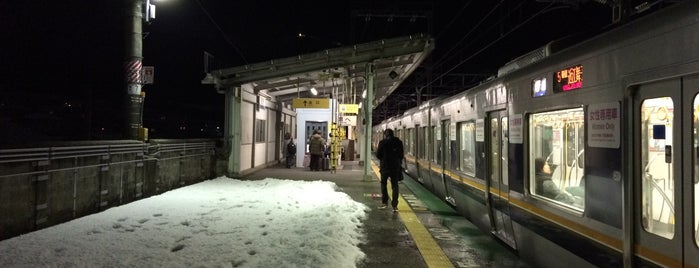 Wani Station is one of アーバンネットワーク 2.