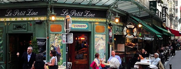 Le Petit Zinc is one of Check.