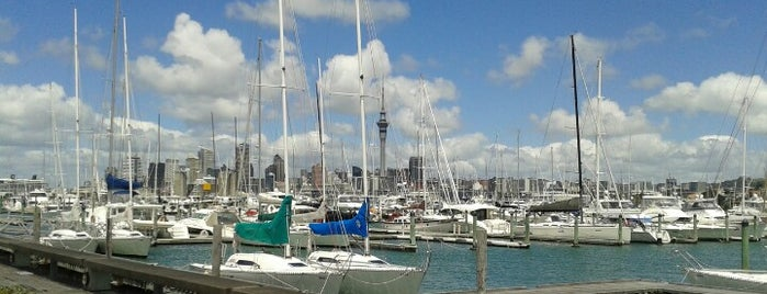 Royal New Zealand Yacht Squadron is one of Great Yacht Clubs of the World.