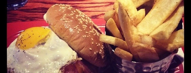 Red Robin Gourmet Burgers is one of Must-visit Food in or near Mooresville.