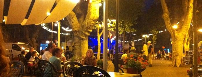 Restos de provence - Restaurant cote jardin saint maximin ...