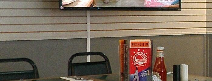 Batter's Up Restaurant is one of bb hof.