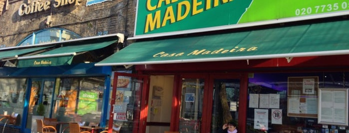 Casa Madeira is one of Spotting in London.