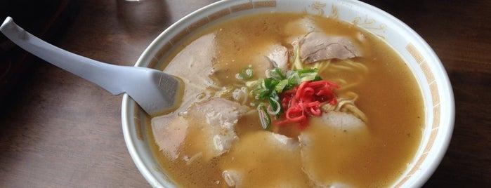 一龍 is one of 美味しいお店.