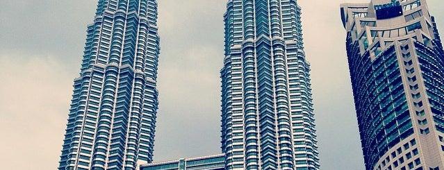 Kuala Lumpur is one of World Capitals.