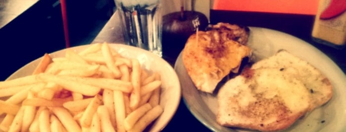 Nando's is one of Lunch.