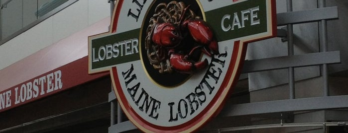 Linda Bean's Lobster Cafe is one of Maine Lobster!.