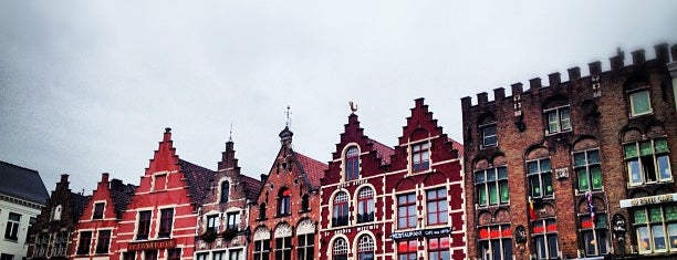 Bruges is one of Uitstap idee.