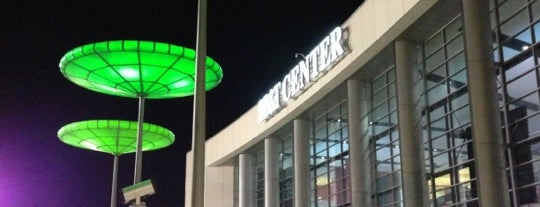 BB&T Center is one of Meus lugares.