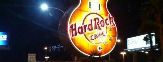 Hard Rock Hotel Las Vegas is one of DMI Hotels.