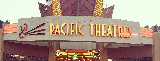 Pacific Theatres Winnetka 21 is one of Coffee Shops.