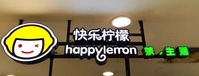 Happy Lemon is one of Food/Drink.