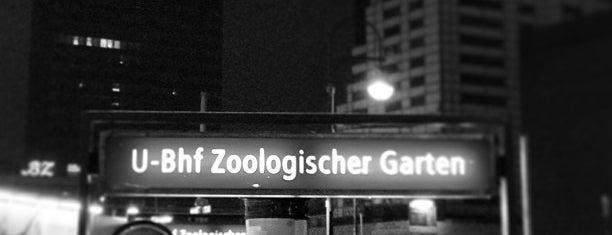 Bahnhof Berlin Zoologischer Garten is one of Bahnhöfe Deutschland.