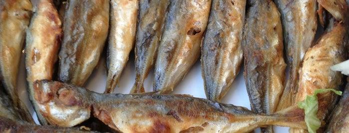 Balık Ye is one of NE YİYELİM - İSTANBUL.