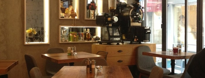 Bunk Cafe & Dukkan is one of Avrupa Yakası.