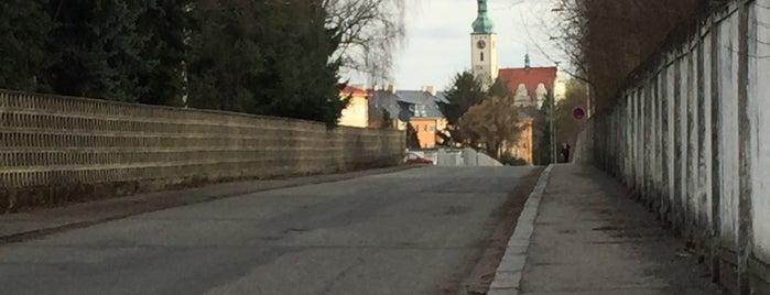 Náchodské sídliště is one of Místa s vysílači Numitor.cz.