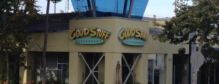 Good Stuff Restaurant is one of ThinDish Restaurants.