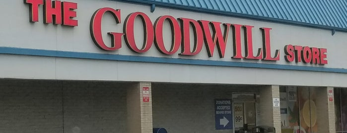 Goodwill is one of UD.