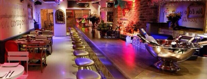 Torro Tapas Lounge is one of Istanbul - Europe.