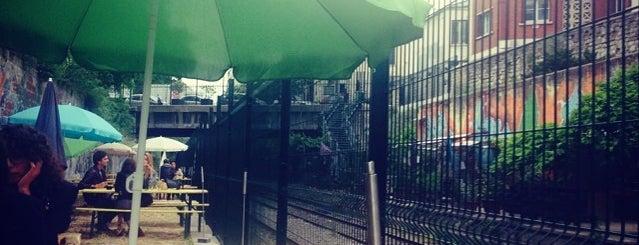 La REcyclerie is one of Paris: My nightlife spots!.