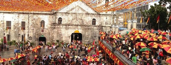 Basilica Minore del Santo Niño is one of MM610.