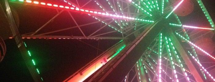 Ferris Wheel is one of Bonnaroo Venues.