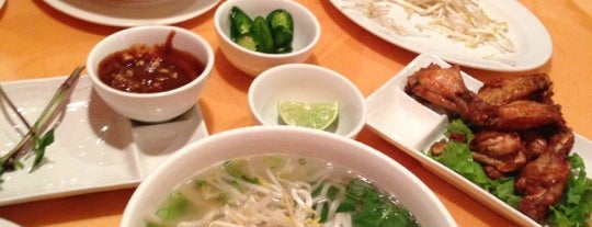 Pho Bistro is one of Pho for Fairfax.