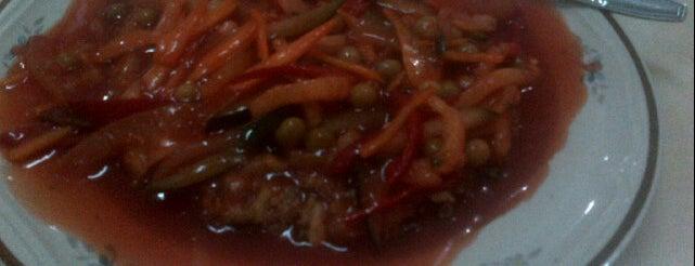 "RM Bintang Laut (masakan tio ciu) is one of Best ""Chinese Food"" in Semarang."