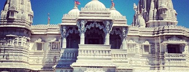 BAPS Shri Swaminarayan Mandir is one of Bucket List Places.