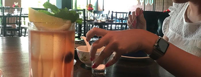 Sri Trat is one of Bangkok Gastronomy.