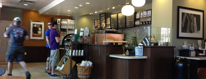 Starbucks is one of Single joints of Ft worth.