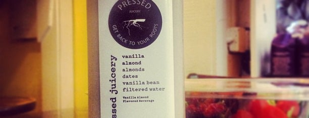 Pressed Juicery is one of San Francisco Places.