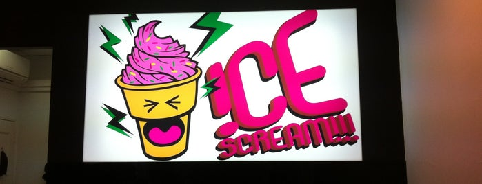 Ice Scream is one of Foodie list.